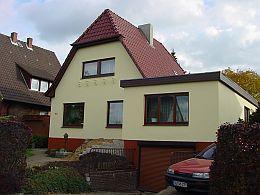 Einfamilienhaus - Front nachher